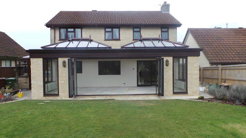 aluminium lantern roofs