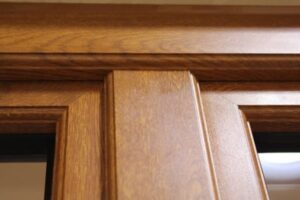 We can even offer beautiful aluminium windows with an authentic wood effect finish.