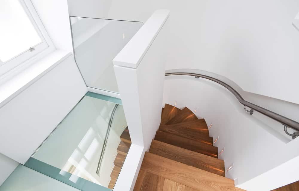 walk-on glass rooflights