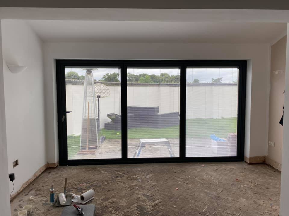 bifolding doors in wrexham